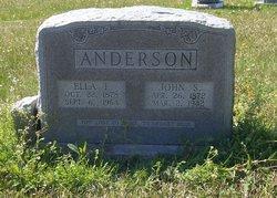 Ella T. <i>Friday</i> Anderson