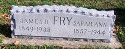 James R Fry