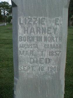 Lizzie E. Harney