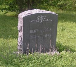 Albert Bert Burris