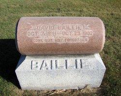 David Baillie