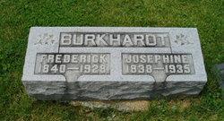 Frederick Conrad Burkhardt, I