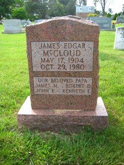 James Edgar McCloud