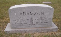 James William Adamson