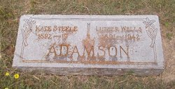 Luther Wells Adamson