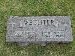 Estella J <i>Mauch</i> Wechter