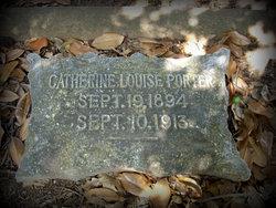 Catherine Louise Porter