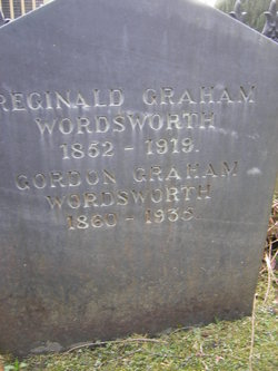 Gordon Graham Wordsworth