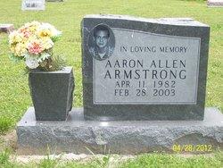 Aaron Allen Armstrong