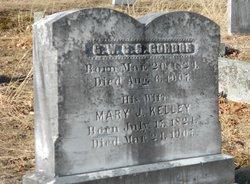 Mary Jane <i>Kelley</i> Gordon