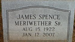 James Spence Meriwether, Sr