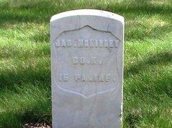 Pvt James McKinney