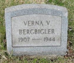 Verna V <i>Oesterling</i> Bergbigler
