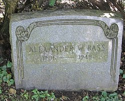 Alexander W. Bass