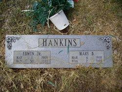Mary Baldwin <i>Meek</i> Hankins
