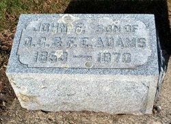 John F Adams