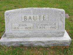 John H Baute