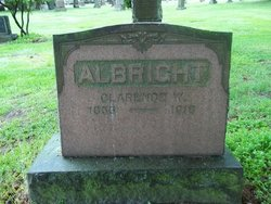 Clarence Willet Albright
