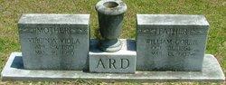 Willie Corrie Ard