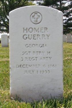 Homer Guerry