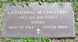 Catherine M. Chastain