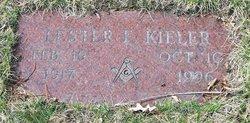 Lester Fredrick Kieler