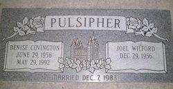 Denise <i>Covington</i> Pulsipher