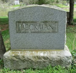 Helen <i>Boice</i> Beckman