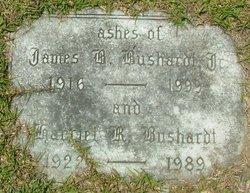 Harriet R. <i>Railey</i> Bushardt