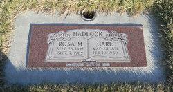 Rosa Minerva <i>Eaton</i> Hadlock
