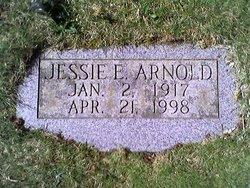 Jessie E. <i>Thomas</i> Arnold