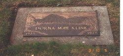 Dorna Mae <i>Cook</i> Klink