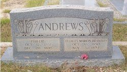Francis Marian <i>Brantley</i> Andrews