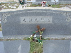 Mamie <i>Newton</i> Adams