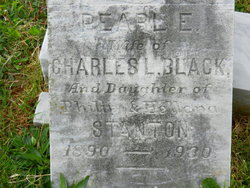 Pearl E. <i>Stanton</i> Black