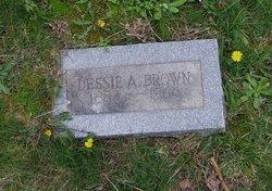 Dessie Ann <i>Hawkins</i> Brown