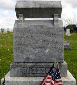 Joseph G Buzzell