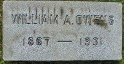 William A Owens