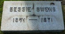 Bessie Owens