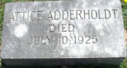 Attice Adderholdt
