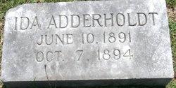 Ida Adderholdt