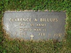 Clarence Allen Billups