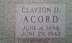 Clayton D. Acord