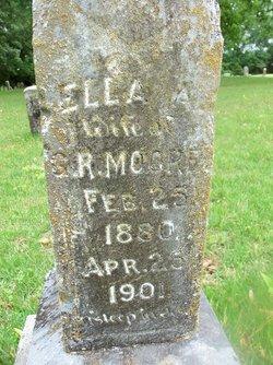 Ella A. Moore