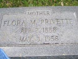 Flora May <i>Ferrell</i> Privette