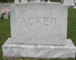 Nancy A. <i>Beasly</i> Acker