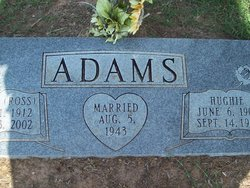 Ora Jerilyne Jerry <i>Ross</i> Adams