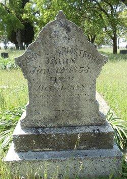 John Lafayette Armstrong