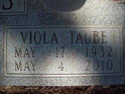 Viola <i>Taube</i> Elkins