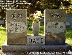 Edward M. Daye